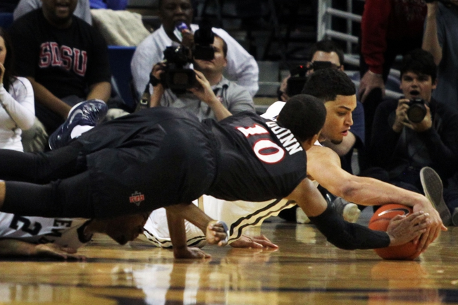 San Diego State Aztecs vs. Nevada Wolf Pack - 3/7/15 College Basketball Pick, Odds, and Prediction