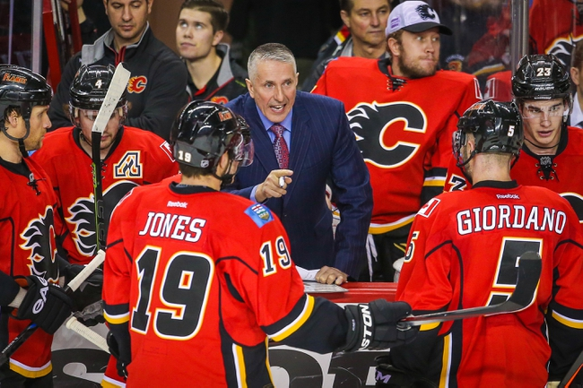 San Jose Sharks vs. Calgary Flames - 2/9/15 NHL Pick, Odds, and Prediction