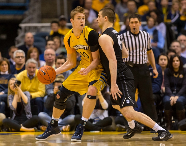 Butler vs. Marquette - 2/25/15 College Basketball Pick, Odds, and Prediction