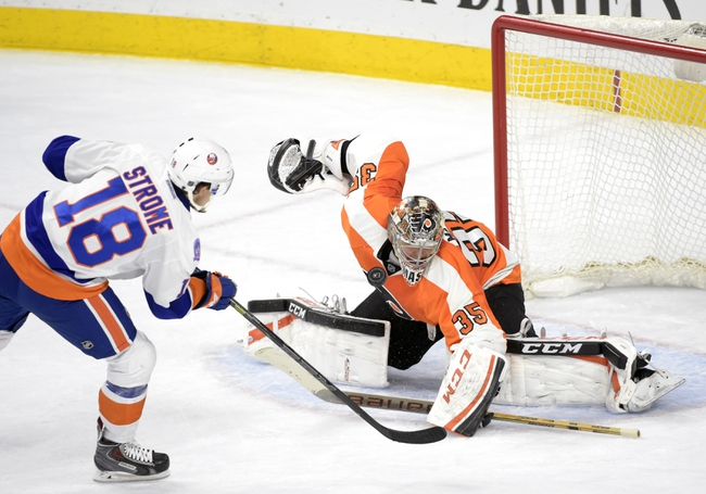 Flyers vs. Islanders - 4/7/15 NHL Pick, Odds, and Prediction
