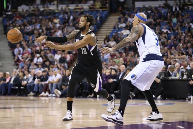 Kings vs. Mavericks - 11/30/15 NBA Pick, Odds, and Prediction