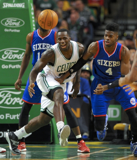 Boston Celtics vs. Philadelphia 76ers - 3/16/15 NBA Pick, Odds, and Prediction