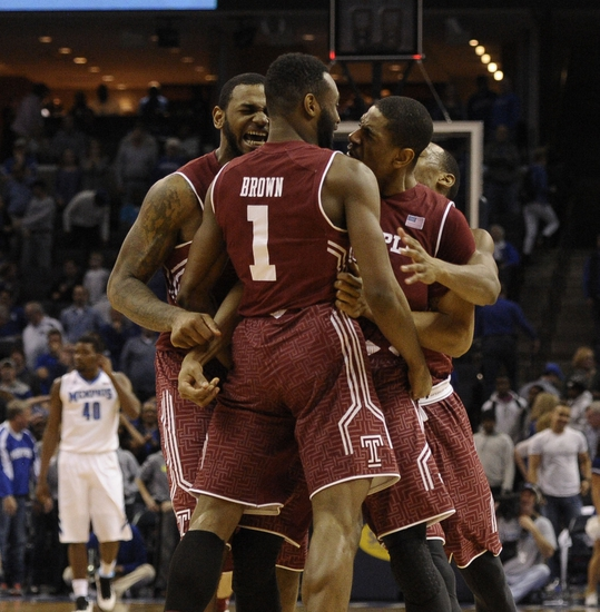 AAC Quarterfinal-Memphis Tigers vs. Temple Owls - 3/13/15 College Basketball Pick, Odds, and Prediction
