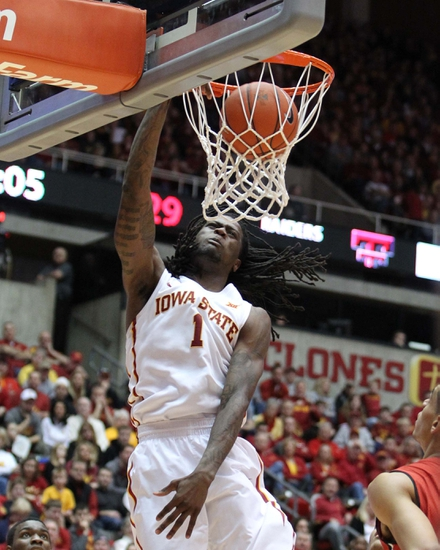 Oklahoma Sooners vs. Iowa State Cyclones - 2/9/15 College Basketball Pick, Odds, and Prediction