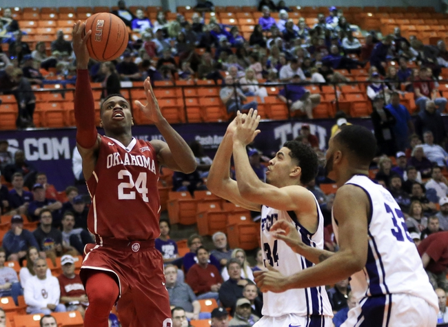 Oklahoma Sooners vs. Texas Longhorns - 2/17/15 College Basketball Pick, Odds, and Prediction