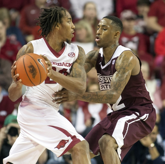 Mississippi State vs. Arkansas - 2/21/15 College Basketball Pick, Odds, and Prediction