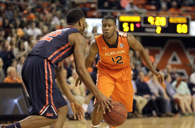 Auburn vs. Arkansas - 2/10/15 College Basketball Pick, Odds, and Prediction