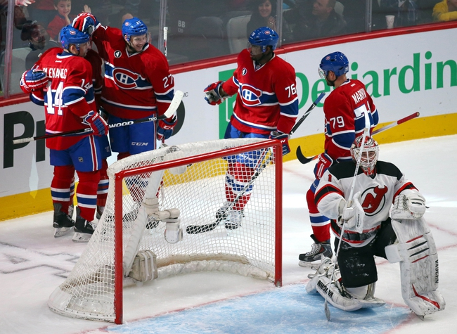 Devils vs. Canadiens - 4/3/15 NHL Pick, Odds, and Prediction