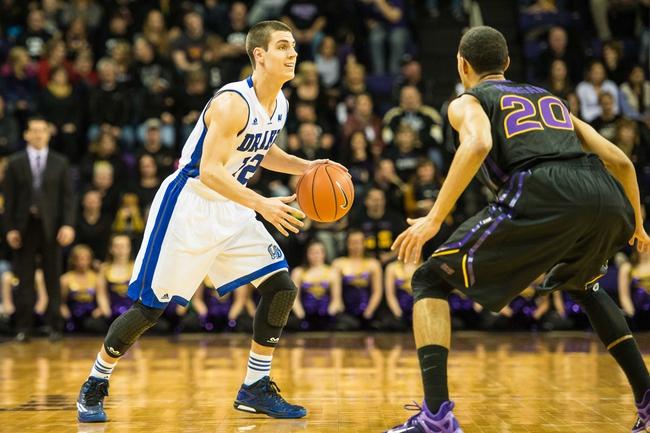 Drake vs. Missouri State - 2/22/15 College Basketball Pick, Odds, and Prediction