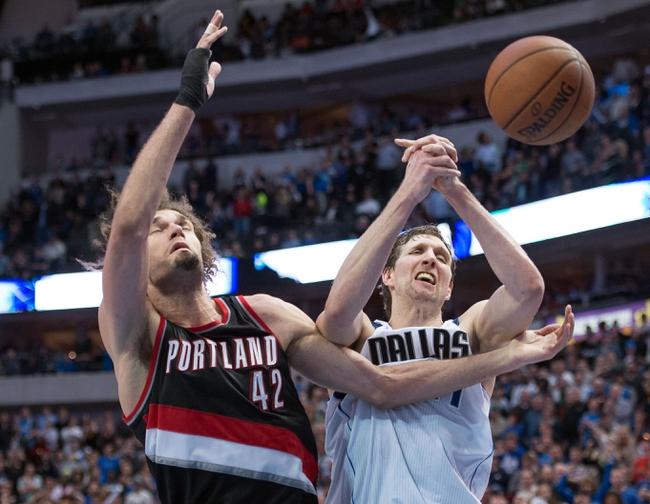 Portland Trail Blazers vs. Dallas Mavericks - 3/5/15 NBA Pick, Odds, and Prediction