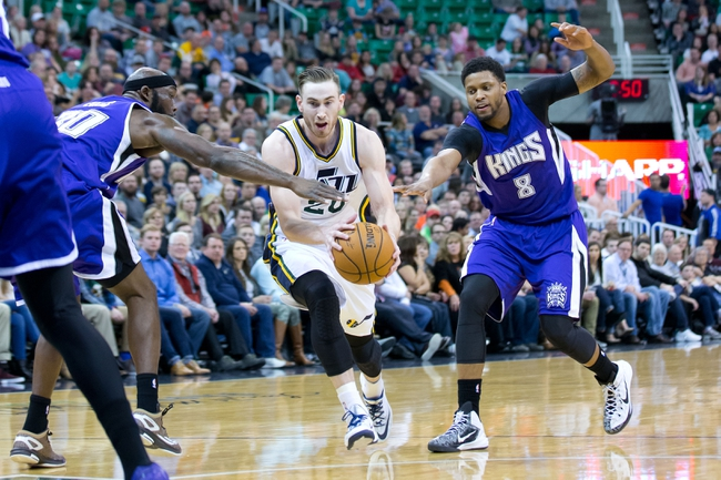 Kings vs. Jazz - 4/5/15 NBA Pick, Odds, and Prediction