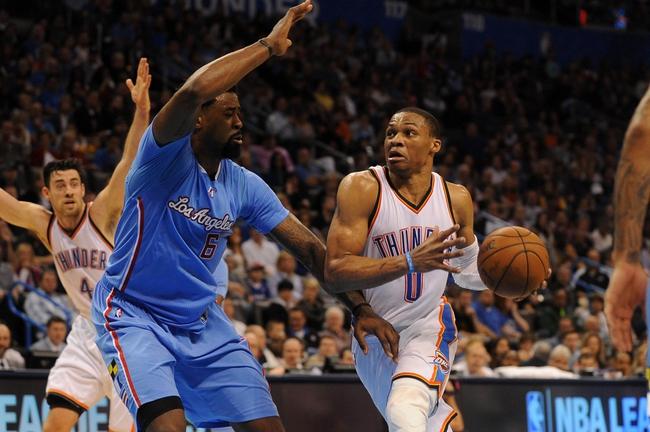Oklahoma City Thunder vs. Los Angeles Clippers - 3/11/15 NBA Pick, Odds, and Prediction