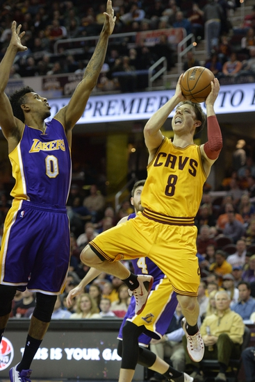 Los Angeles Lakers at Cleveland Cavaliers - 2/10/16 NBA Pick, Odds, and Prediction