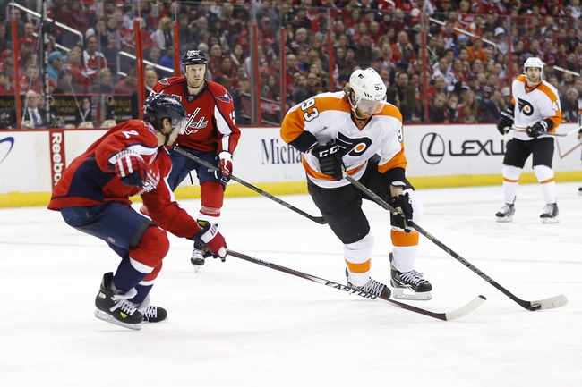 Flyers vs. Capitals - 2/22/15 NHL Pick, Odds, and Prediction