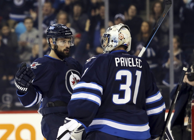 Colorado Avalanche vs. Winnipeg Jets - 4/9/15 NHL Pick, Odds, and Prediction