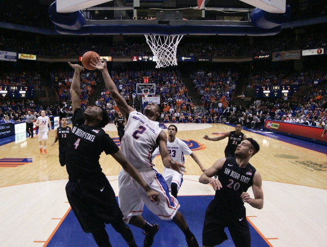 San Diego State vs. Boise State - 2/28/15 College Basketball Pick, Odds, and Prediction