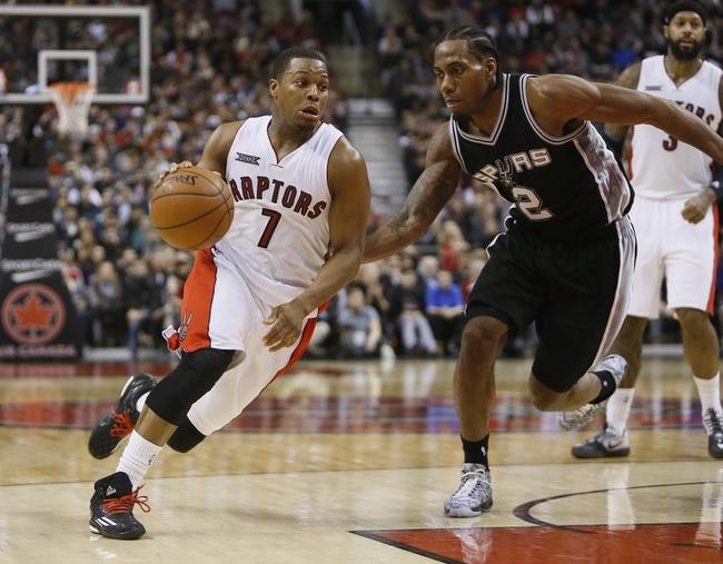 San Antonio Spurs vs. Toronto Raptors - 3/10/15 NBA Pick, Odds, and Prediction