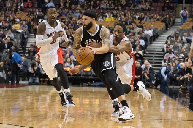 Brooklyn Nets vs. Toronto Raptors - 4/3/15 NBA Pick, Odds, and Prediction