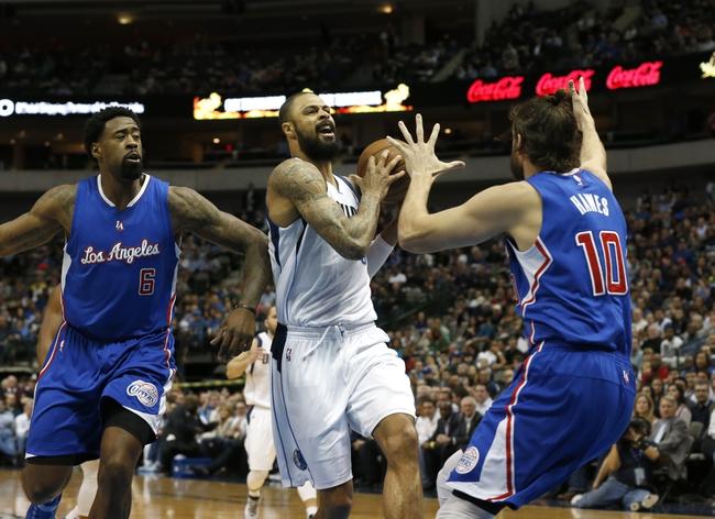Dallas Mavericks vs. Los Angeles Clippers - 3/13/15 NBA Pick, Odds, and Prediction