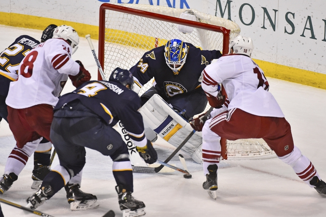 St. Louis Blues vs. Arizona Coyotes - 12/8/15 NHL Pick, Odds, and Prediction