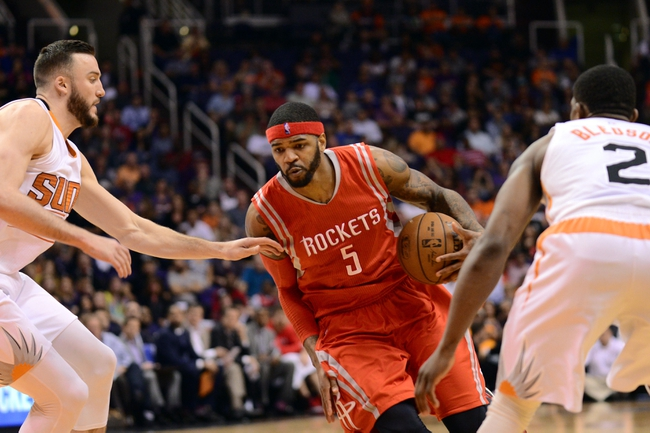 Rockets vs. Suns - 3/21/15 NBA Pick, Odds, and Prediction