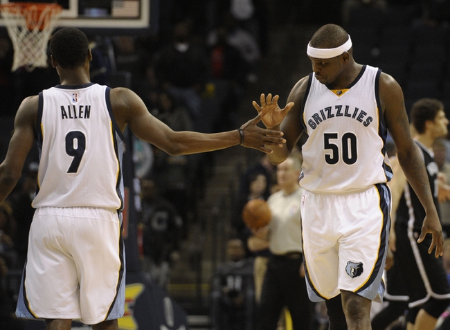 Memphis Grizzlies vs. Brooklyn Nets - 10/31/15 NBA Pick, Odds, and Prediction
