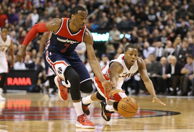 Toronto Raptors vs. Washington Wizards - 4/18/15 NBA Pick, Odds, and Prediction