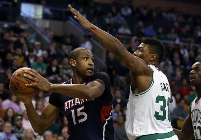 Boston Celtics vs. Atlanta Hawks - 11/13/15 NBA Pick, Odds, and Prediction