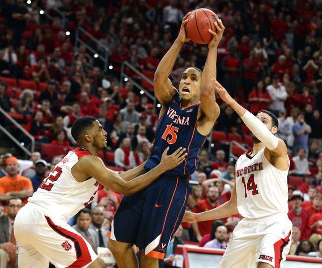 Virginia vs. North Carolina State - 2/15/16 College Basketball Pick, Odds, and Prediction