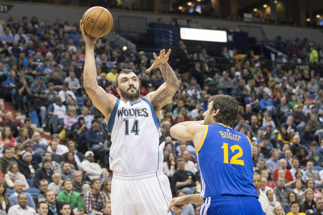 Timberwolves at Warriors - 4/11/15 NBA Pick, Odds, and Prediction