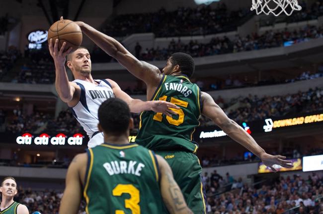 Mavericks at Jazz - 4/13/15 NBA Pick, Odds, and Prediction