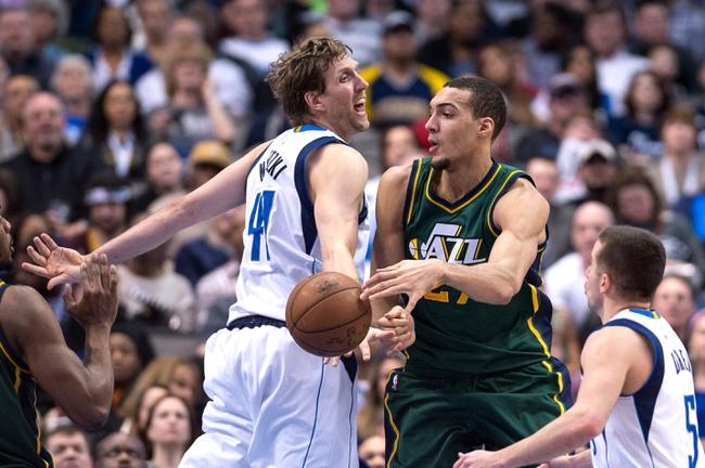 Utah Jazz vs. Dallas Mavericks - 4/13/15 NBA Pick, Odds, and Prediction