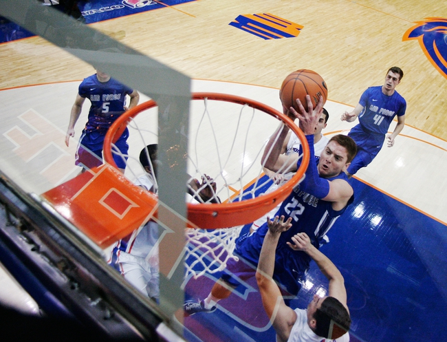 Fresno State Bulldogs vs. Boise State Broncos - 2/14/15 College Basketball Pick, Odds, and Prediction