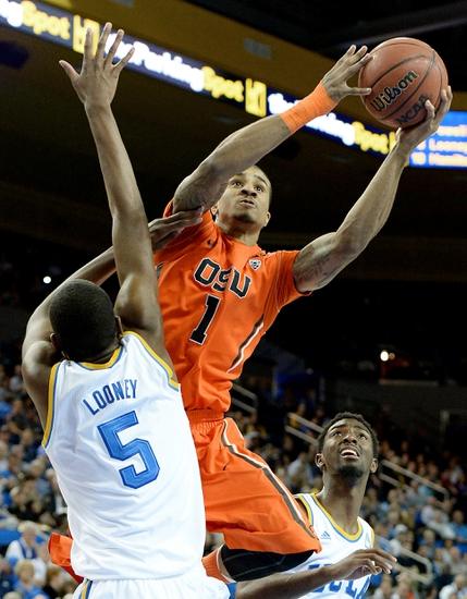Oregon State Beavers vs. Utah Utes - 2/19/15 College Basketball Pick, Odds, and Prediction
