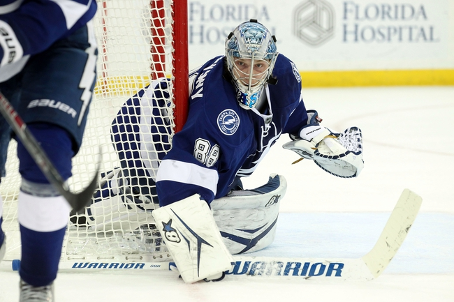 St. Louis Blues vs. Tampa Bay Lightning - 10/27/15 NHL Pick, Odds, and Prediction