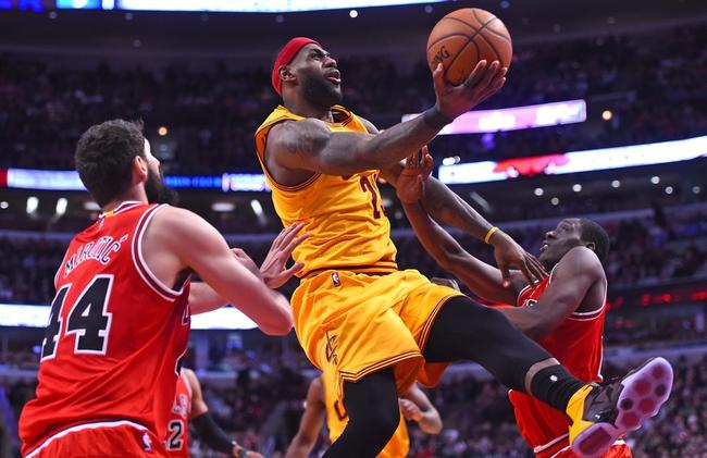 Cavaliers vs. Bulls - 4/5/15 NBA Pick, Odds, and Prediction