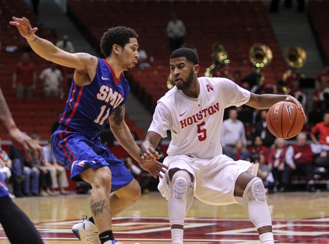 AAC 1st Round-Tulane Green Wave vs. Houston Cougars - 3/12/15 College Basketball Pick, Odds, and Prediction