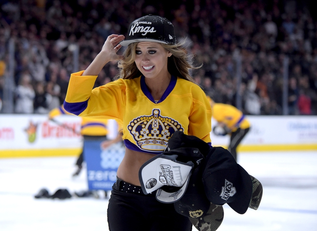 Flames vs. Kings - 4/9/15 NHL Pick, Odds, and Prediction