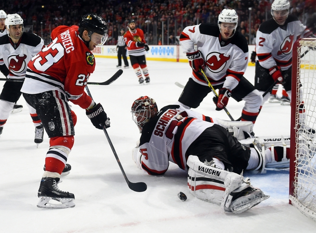 New Jersey Devils vs. Chicago Blackhawks - 11/6/15 NHL Pick, Odds, and Prediction