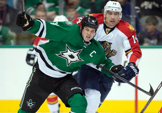 Florida Panthers vs. Dallas Stars - 3/5/15 NHL Pick, Odds, and Prediction