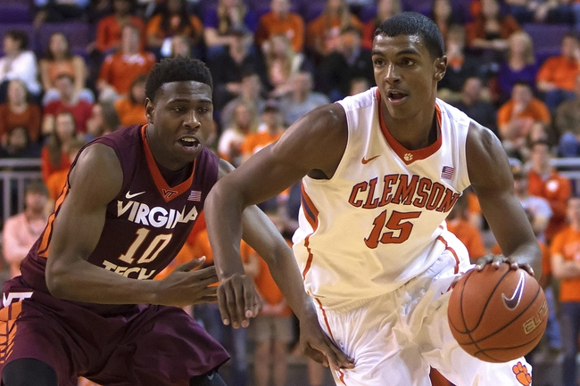Virginia Tech  vs. Clemson - 2/6/16 College Basketball Pick, Odds, and Prediction