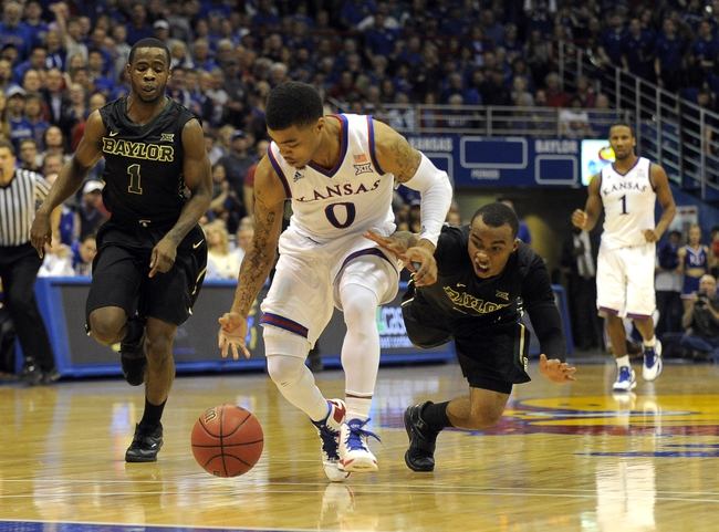 Kansas vs. Baylor - Big-12 Championship - 3/13/15  Pick, Odds, and Prediction