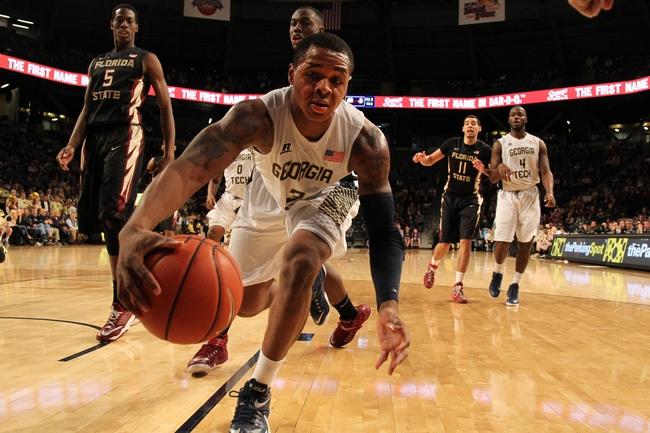 Georgia Tech vs. Louisville - 2/23/15 College Basketball Pick, Odds, and Prediction
