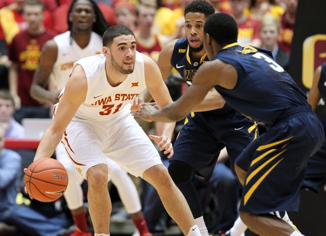 Texas Longhorns vs. Iowa State Cyclones - 2/21/15 College Basketball Pick, Odds, and Prediction