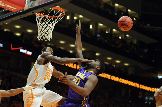 LSU vs. Tennessee - 3/4/15 College Basketball Pick, Odds, and Prediction