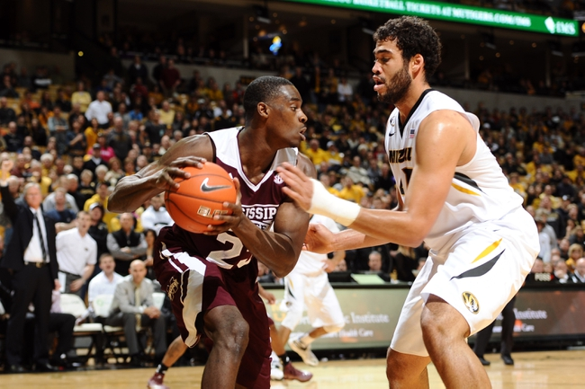 Mississippi State vs. Missouri - 3/7/15 College Basketball Pick, Odds, and Prediction