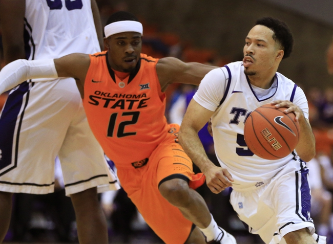 Oklahoma State Cowboys vs. TCU Horned Frogs - 3/4/15 College Basketball Pick, Odds, and Prediction