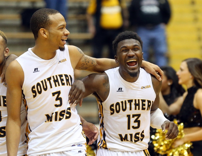 Old Dominion Monarchs vs. Southern Miss Golden Eagles - 2/19/15 College Basketball Pick, Odds, and Prediction