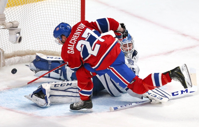 Canadiens vs. Maple Leafs - 2/28/15 NHL Pick, Odds, and Prediction