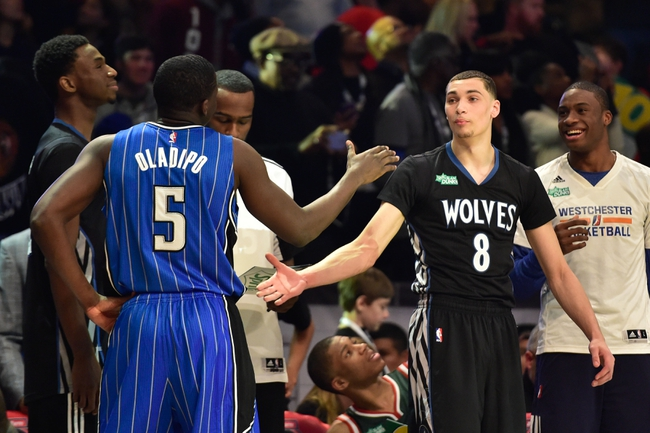 Timberwolves vs. Magic - 4/3/15 NBA Pick, Odds, and Prediction